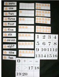 Frame Activities  Frame Lessons Ten Frames  Frames Ten