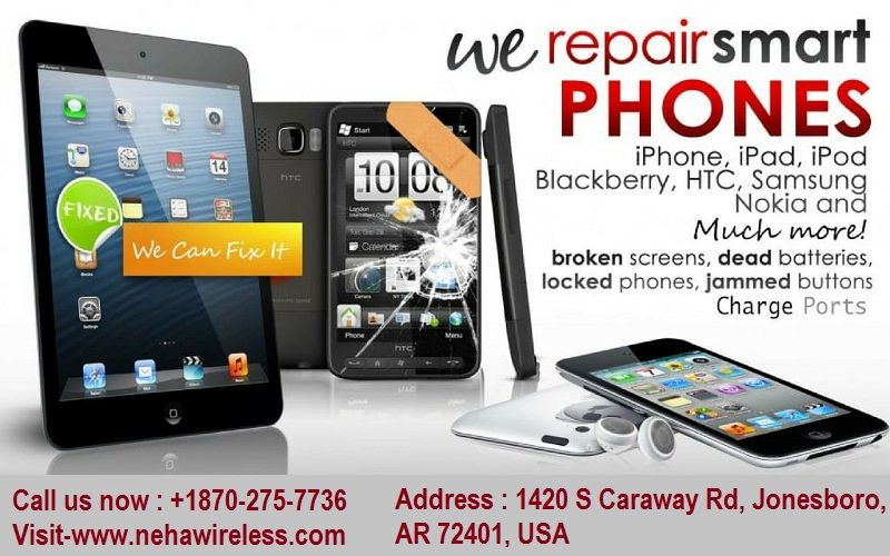 Nehawireless Offers The Highest Quality Services In Smartphones Repair At Affordable Price Call Us 1 870 275 7 Iphone Screen Repair Iphone Repair Ipad Repair