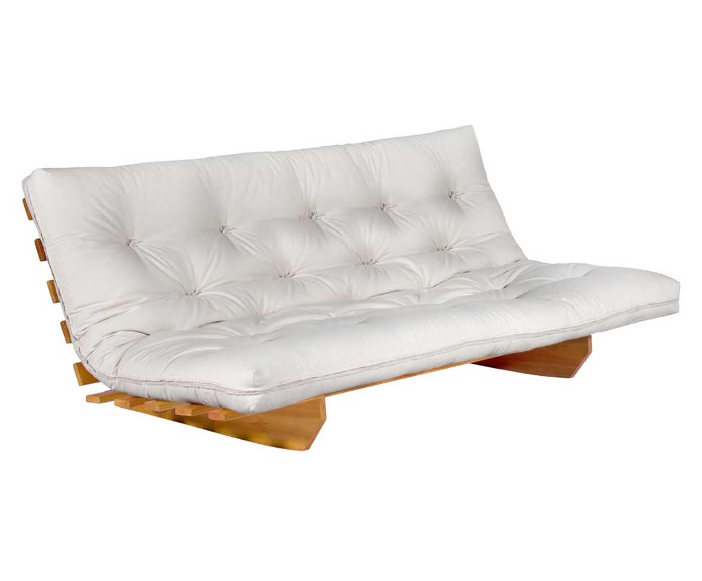 Sofá-cama yuki - carino | Westwing - Casa & Decoração
