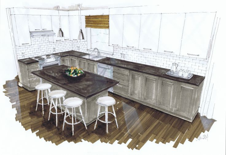 West Coast Modern Bedroom Michelle Morelan Design And Rendering