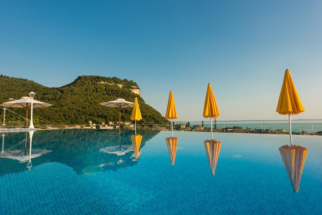 Sky Pool Hotel Sole Garda Lake Garda Sky Pool Hotel Pool Garda Hotel