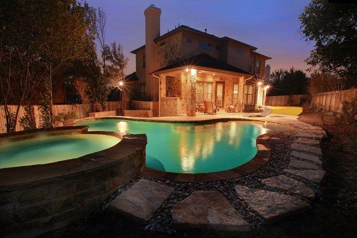 Swimming Pool Company Designer Pools