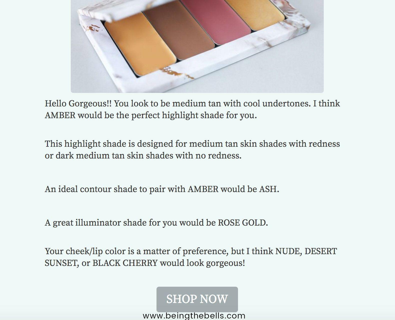 Maskcara Color Match Quiz Maskcara, Maskcara beauty