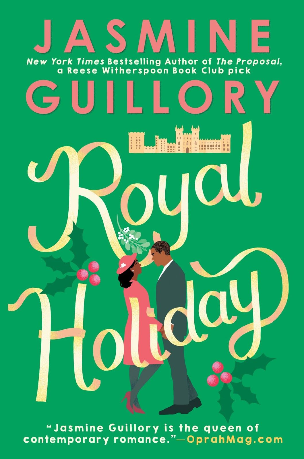My thoughts royal holiday by jasmine guillory holiday