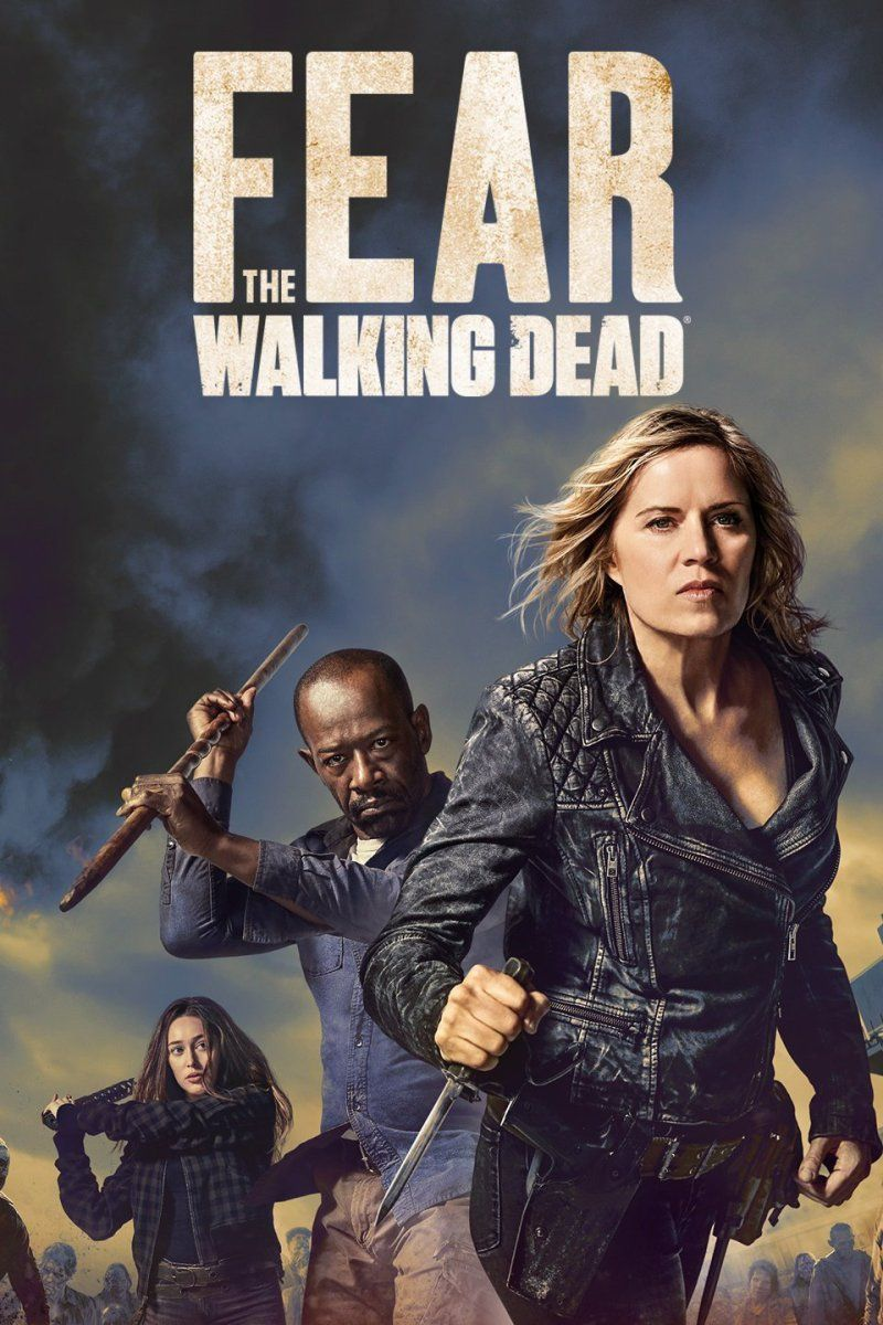 Fear The Walking Dead Returning August 12th Fear The Walking