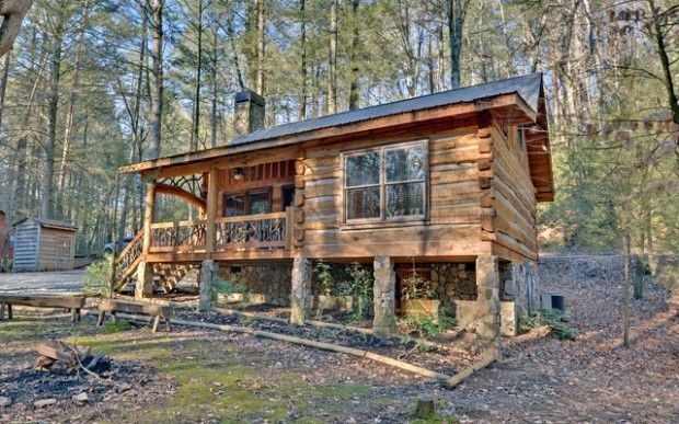22 Cozy Cabins Perfect For Mountain Vacation Rustic Cabin Design Cabin Design Rustic Cabin