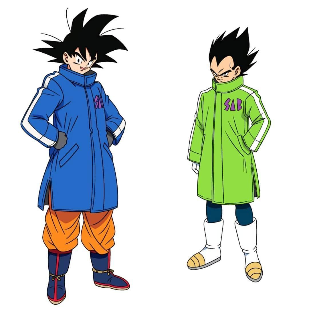 Jackets Dragon Ball Super Manga Anime Dragon Ball Super Dragon Ball Super Goku