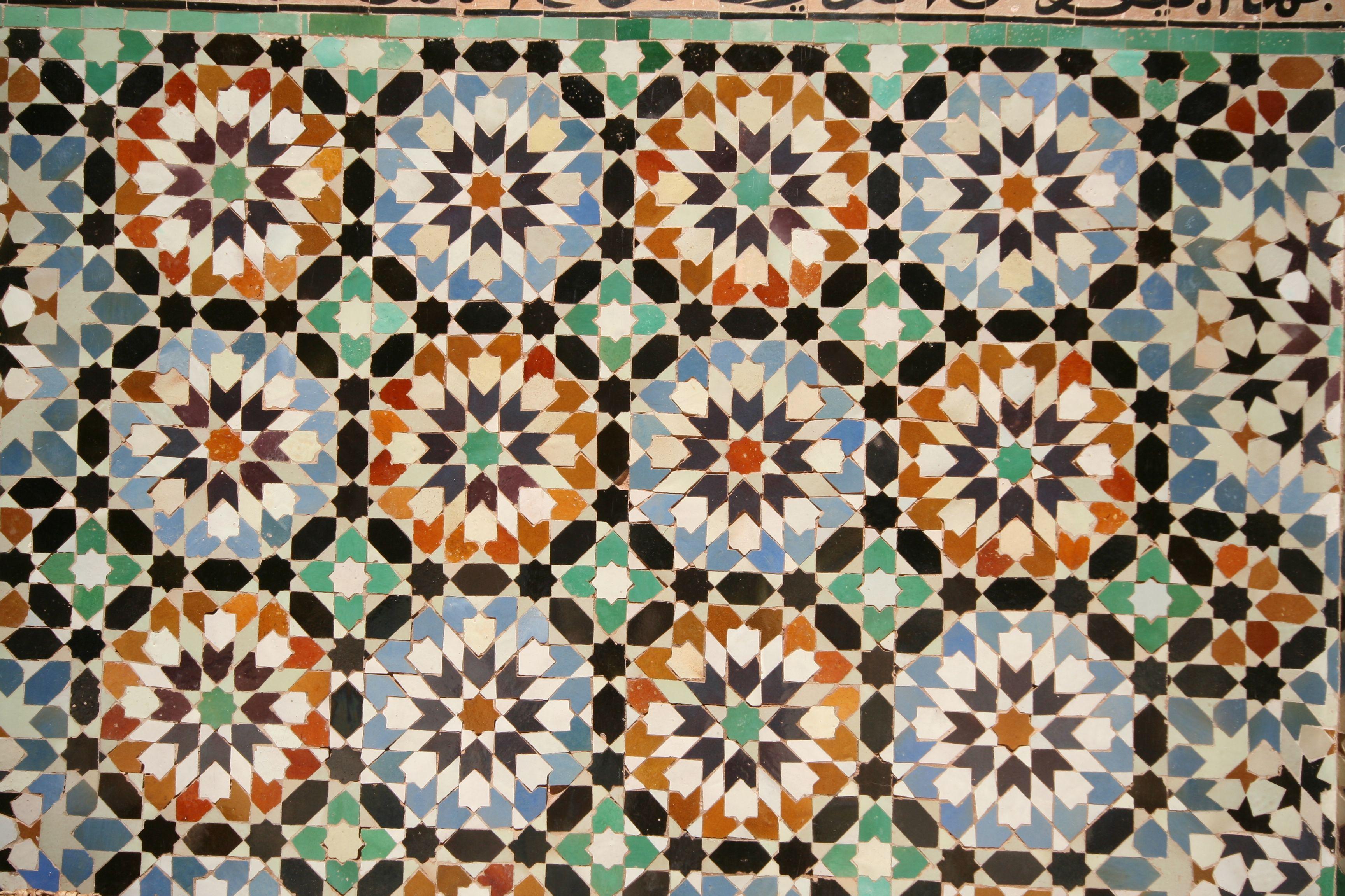 Moroccan Tile  Google Search