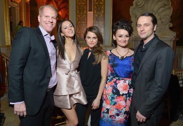 'The Americans' season 2 has NYC premiere - National TV Awards   Examiner.com