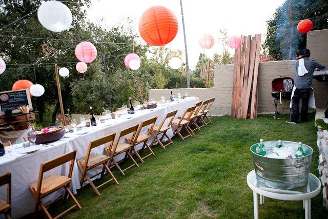 30++ Backyard bbq decoration ideas info