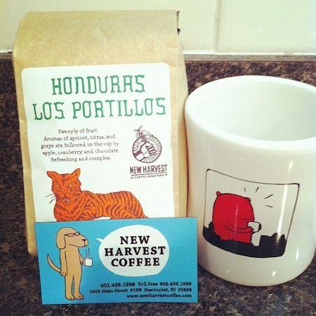 New Harvest Coffee