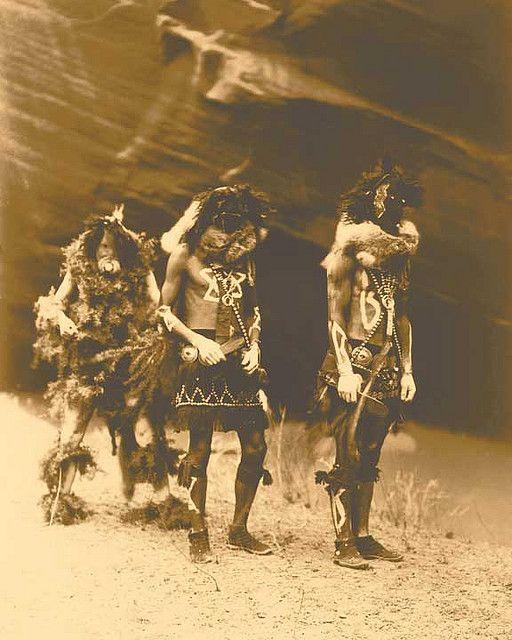 Indiana Native Plants: Yebichai War Gods