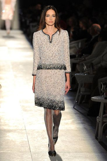 Chanel Couture Fall 2012 Photo 1