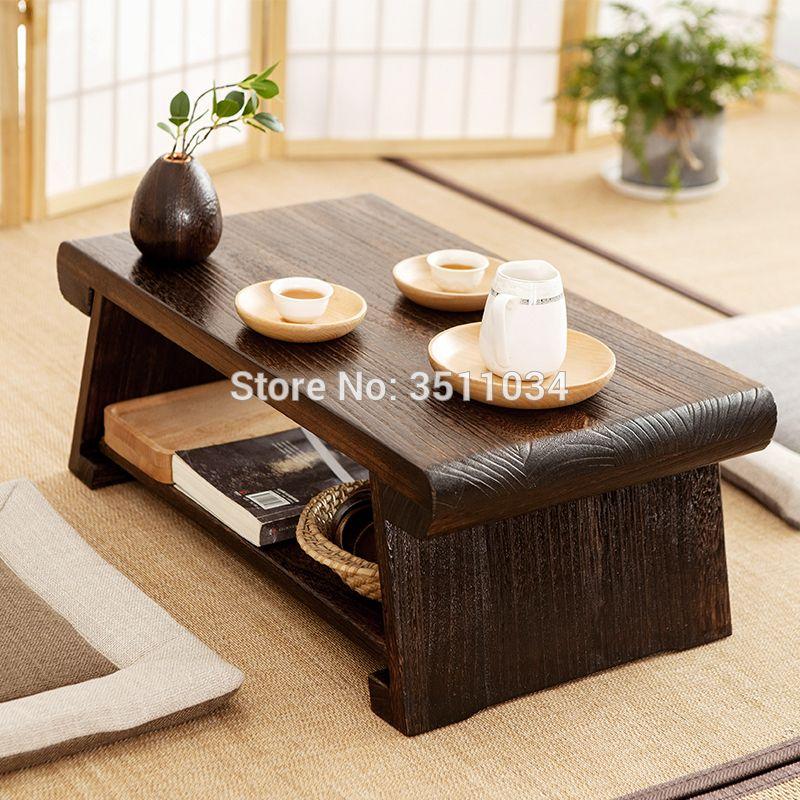 Couchtisch Japanischer Teetisch Japanischer Esstisch Multi Folding Holz Japanischen Tee Tisch Kaffee Klap Japanese Tea Table Tea Table Solid Coffee Table