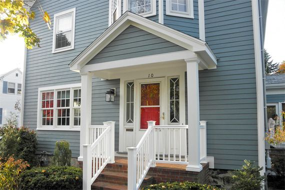 5 Home Remodeling Projects With Top Dollar Returns House Paint Exterior Exterior House Colors House Exterior