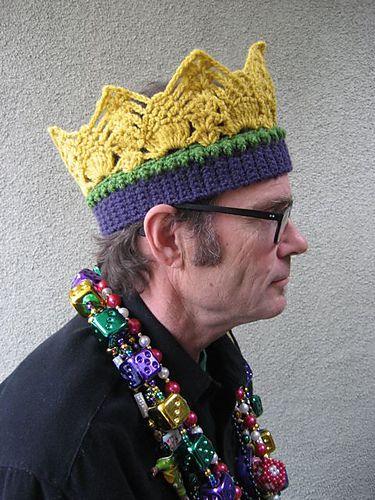 Crochet Crown Pattern  f43db8b8494