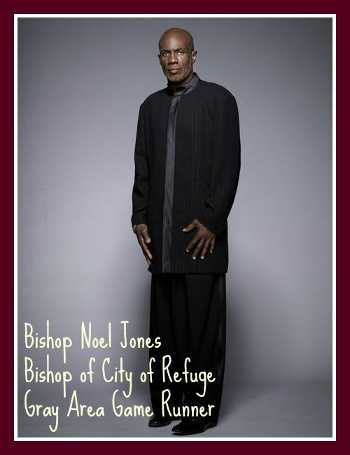 Bishop Noel Jones And Grace Jones Twins