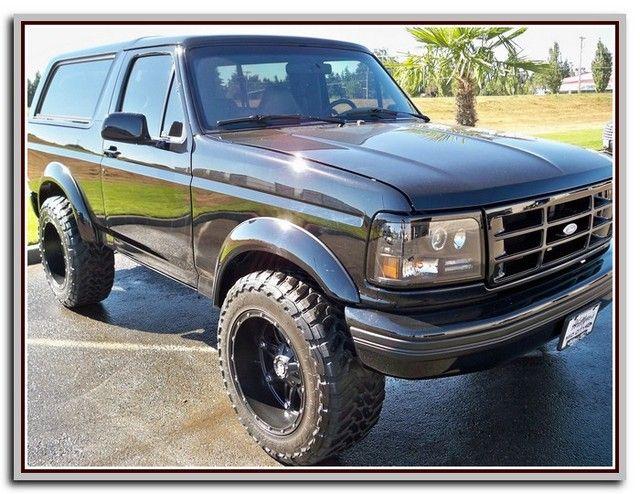 1993 Ford F150 Headlights Ford Bronco Ford Trucks Lifted Ford Trucks