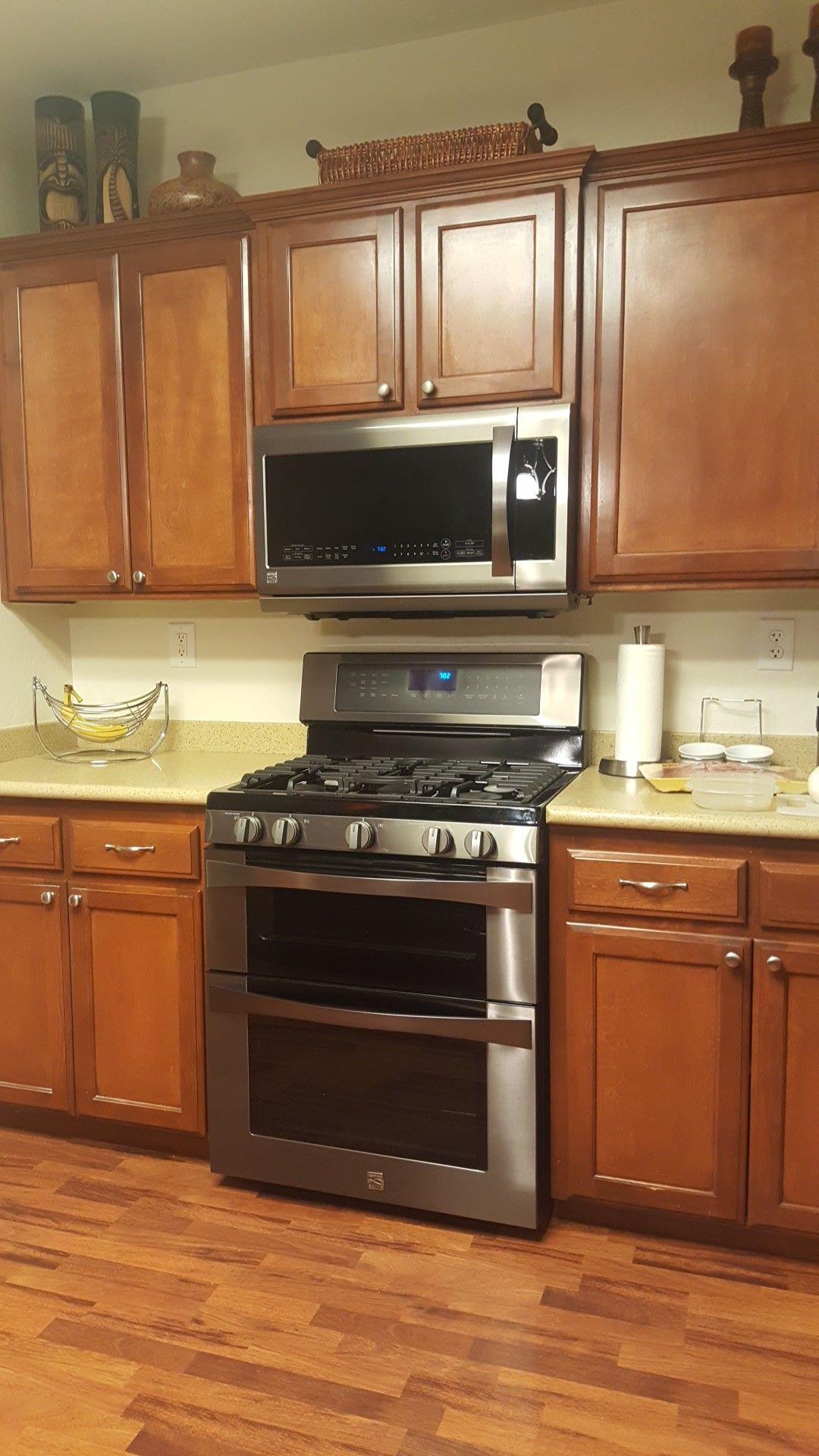 Black Stainless Steel | Kitchen cabinets, Kitchen, Home decor