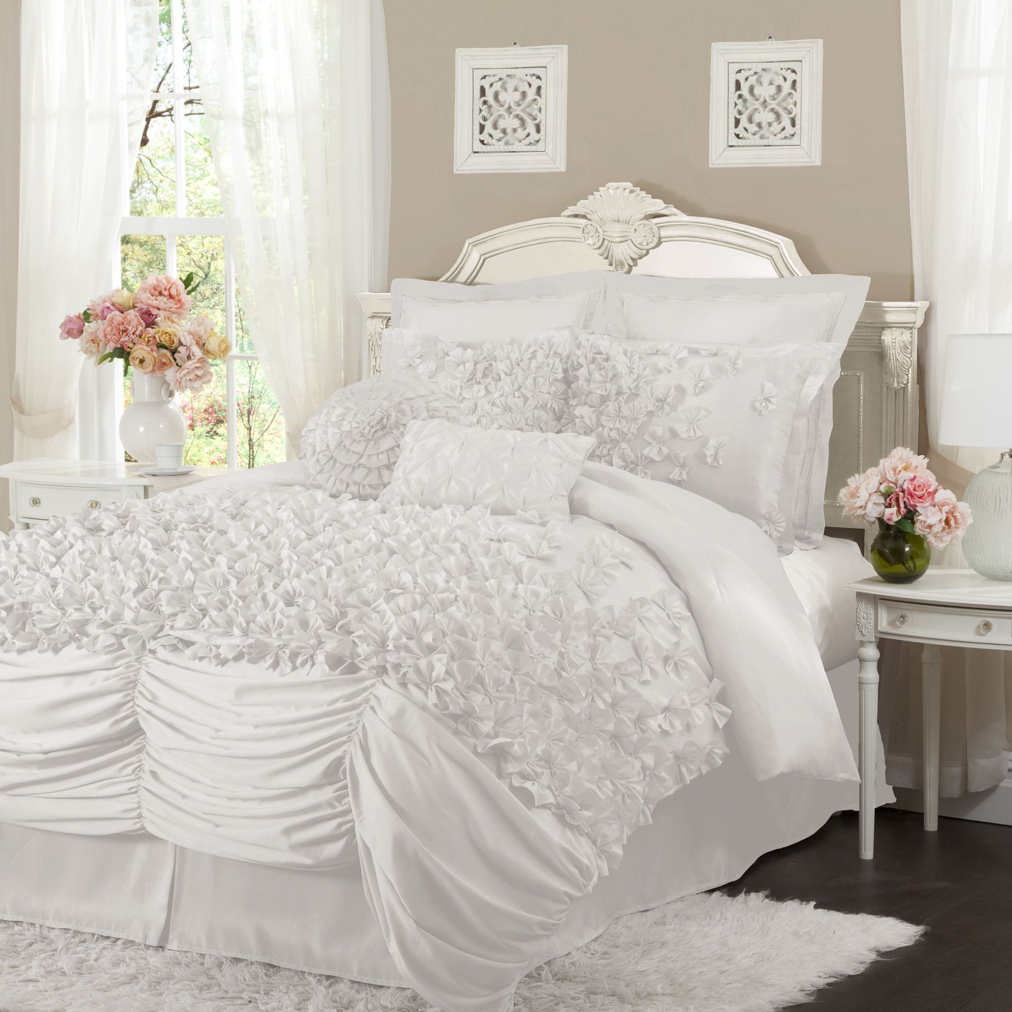 fern set white spread comforters bed for bedspread comforter sale