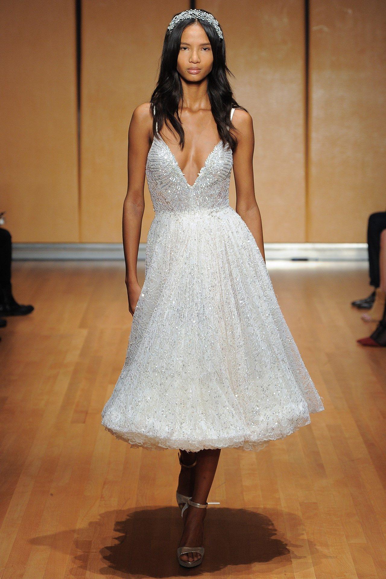 Wedding Ideas, Planning & Inspiration Tea length wedding