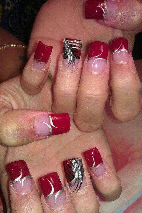 Pin de Erica Atlanta Homes en Nails   Pinterest   Arte de uñas ...