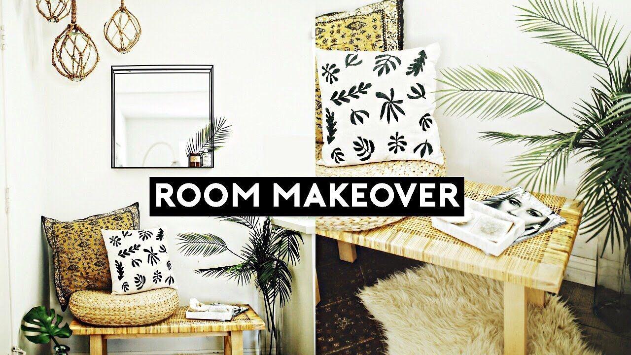 Mini Room Makeover Trendy Affordable 2018 Nastazsa Room Makeover Cheap Room Decor Diy Decor