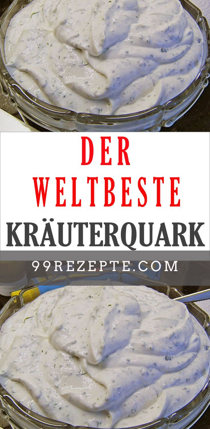 The world's best herb curd ideal with jacket potatoes, for grilling or for dipping …  – Frisuren kurz