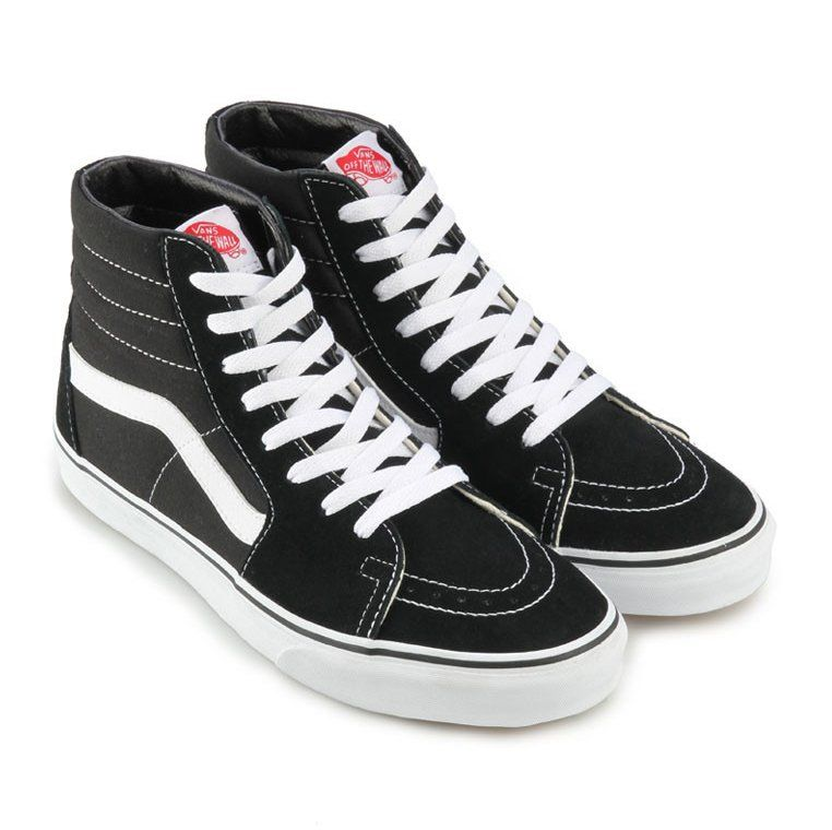 e9367d6034 SK 8 Hi Sneaker Shoes by Vans. Classic skate shoes that inspired from the  classic