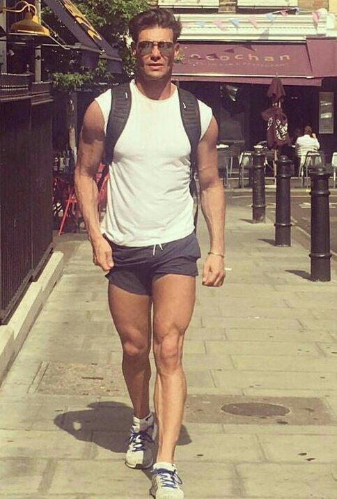 Working out | Sexy men | Mens fashion:__cat__, Men, Sexy men