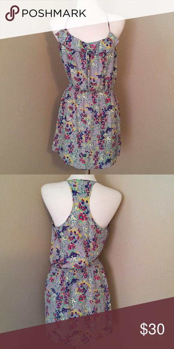 Parker Dress Lovely dress 100% silk Parker Dresses Midi