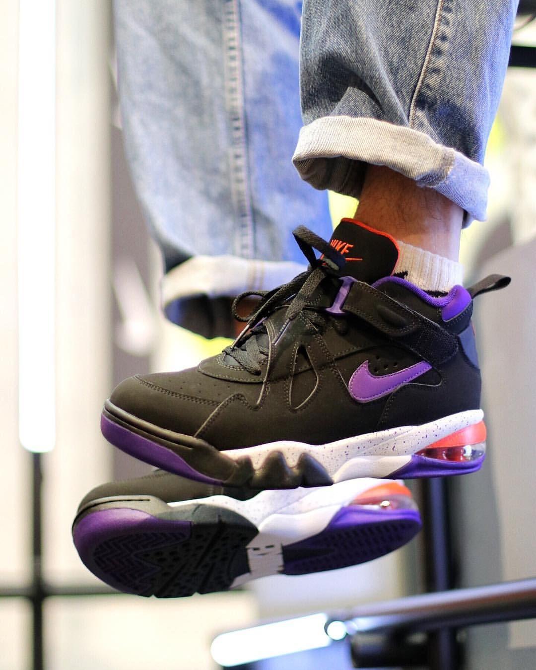 Nike Air Force Max CB | Sneakers in 2019 | Nike air force