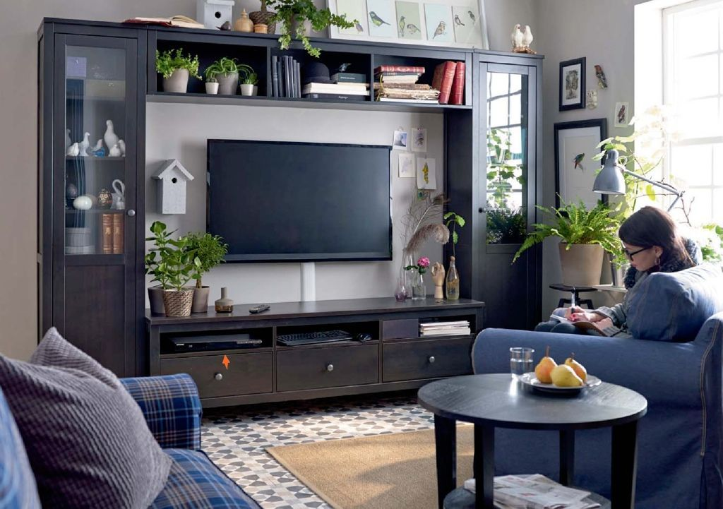 Nappali szoba berendezés, bútor ötletek - IKEA katalógus 2015 ...