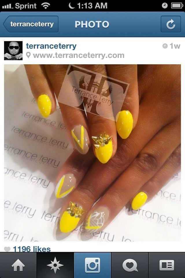 Must have nails Terrance Terry