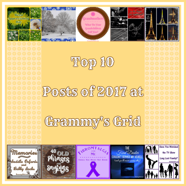 The Top 10 Posts of 2017 at Grammy's Grid