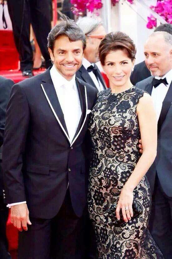 Eugenio Derbez Y Alejandra Rosaldo