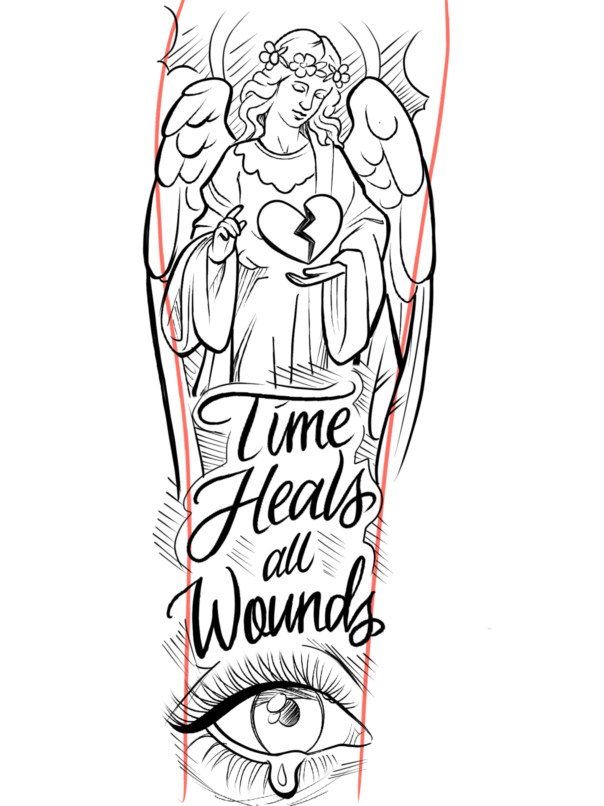 All Angels 50 Page Download Tattoos By Real In 2020 Half Sleeve Tattoos For Guys Tattoo Sleeve Men Tattoo Sleeve Designs