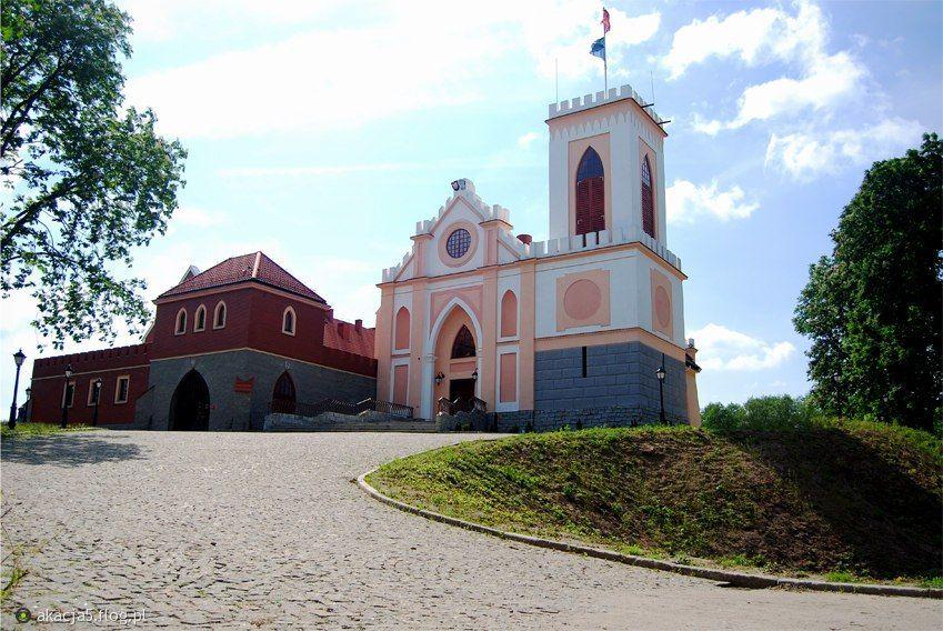 Castle Gostynin, Gostynin, Mazowieckie province, Poland.