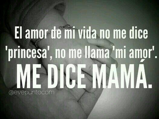 Me dice Mamá