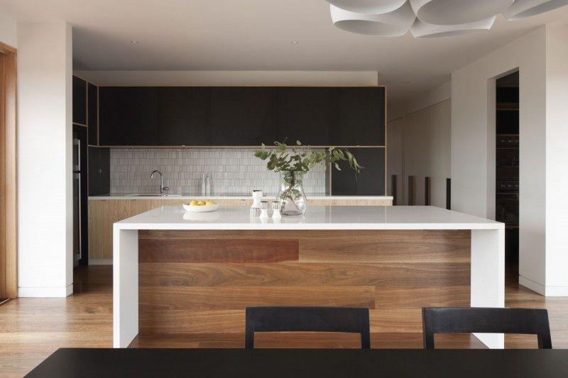 Moderna casa elegante y simple en Australia | K I T C H EN ...