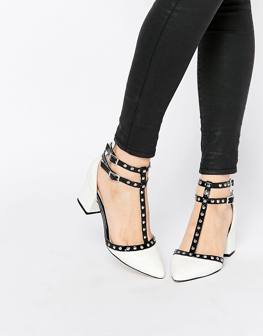 Image 1 of ASOS SECRETS Pointed Heels