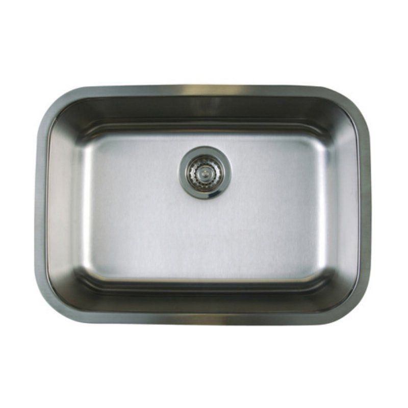 Blanco Stellar 441025 Single Basin Undermount Kitchen Sink