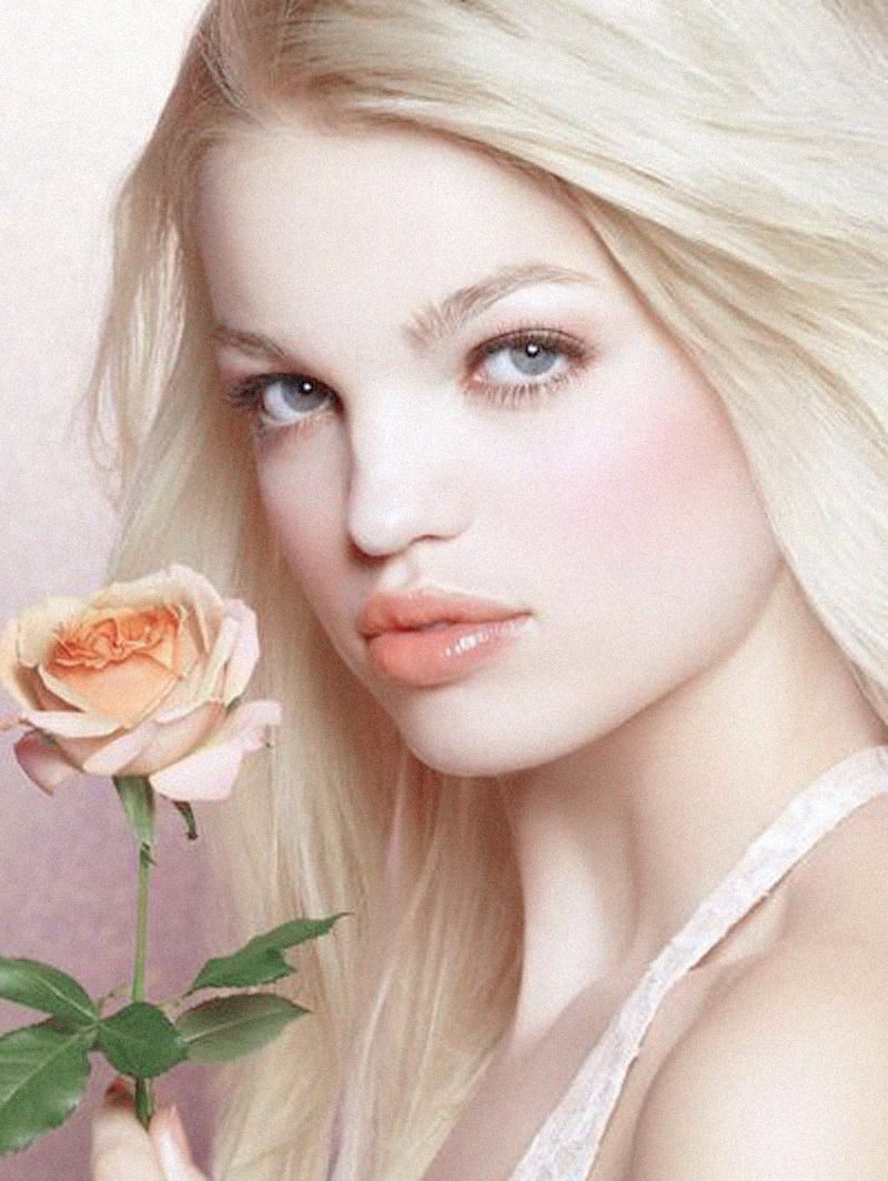daphne groeneveld for jill stuart beauty spring/summer