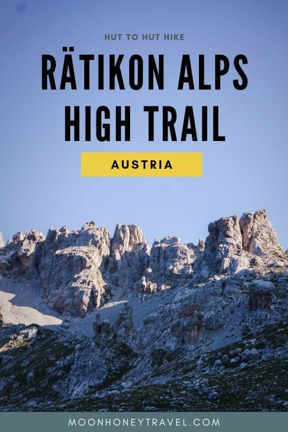 Rätikon Alps High Trail Circuit