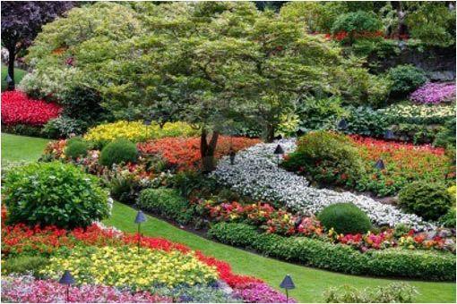 Los fascinantes jardines butchart en la isla de vancouver for Jardines butchart