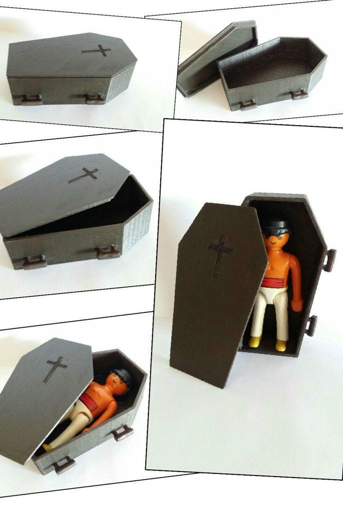 cercueil playmobil