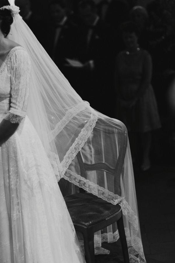gorgeous bridal veil; image by Cinzia Bruschini