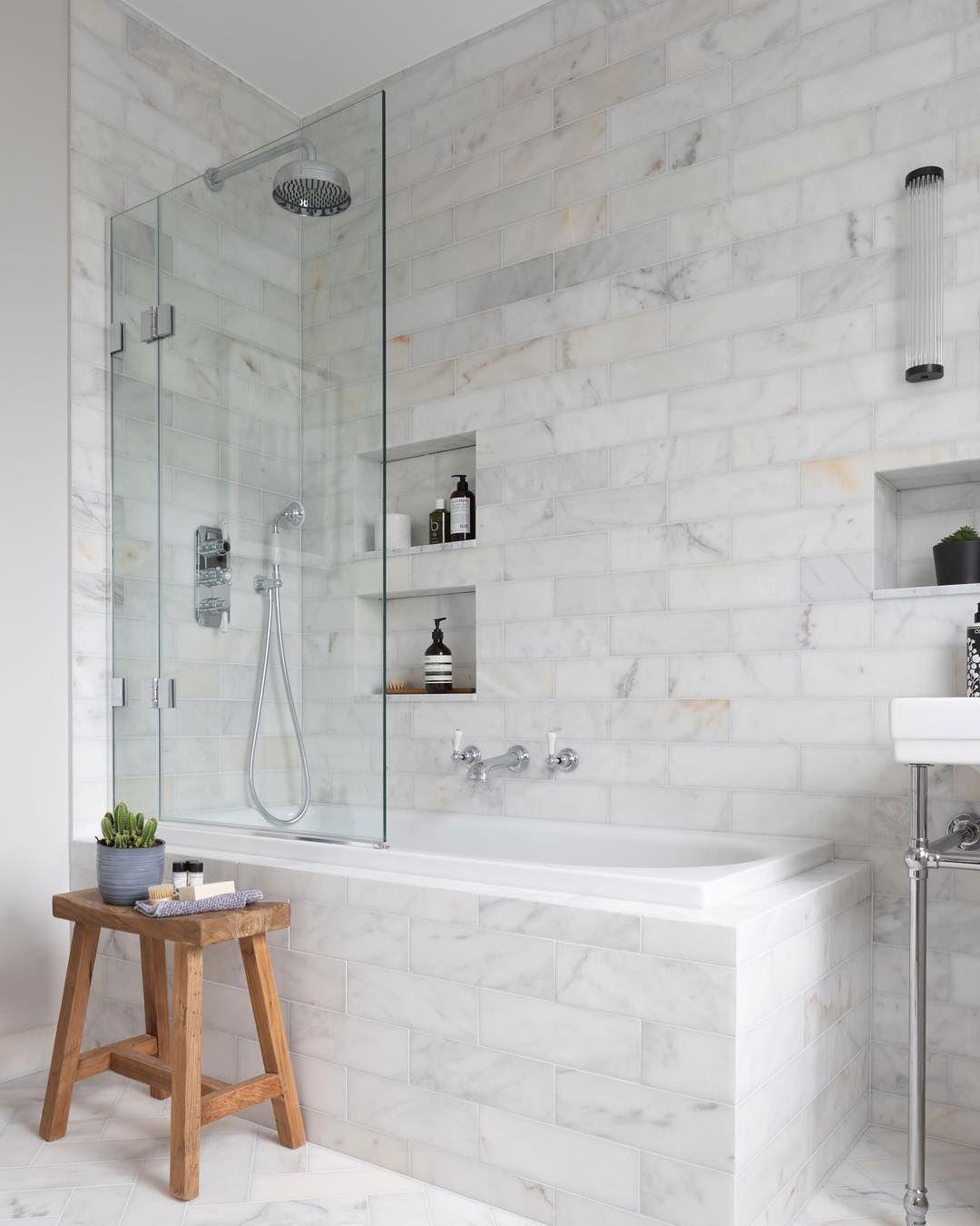 "West One Bathrooms Ltd On Instagram: ""Marble Heaven In"