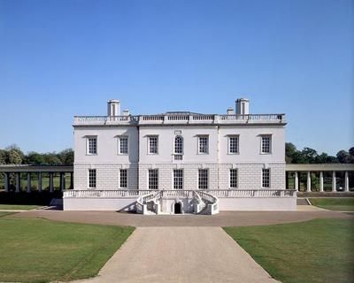 The Queen S House Greenwich Historical Architecture London