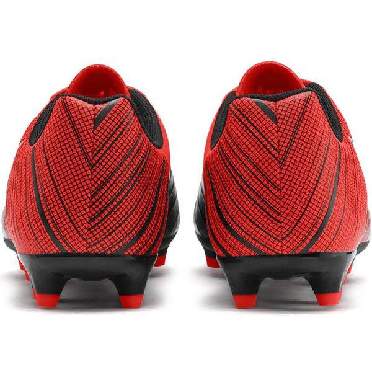 Buty piłkarskie Puma One 5.4 Fg Ag M 105605 01 czerwone